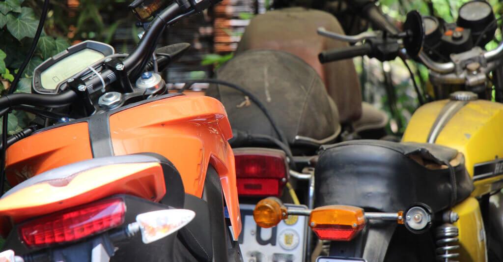 Lege deine Scheuklappen ab und schaue dir auch Motorräder an die weiter unten auf deinem Wunschzettel stehen.