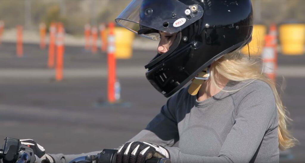 Frauenpower auf dem Motorrad: Selbst ist die Frau auch auf dem Bike.