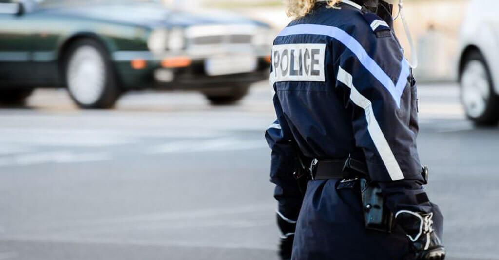 Die Polizei in Frankreich hat ihre Augen und Ohren überall. Also pass gut auf!