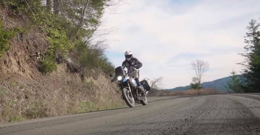 Mit dem richtigen Motorrad Reifendruck schwebst du förmlich über die Straßen