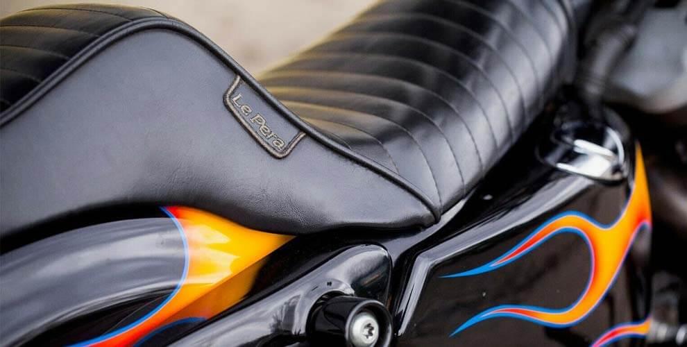 Lacht dich dein Motorrad immer noch an wie beim ersten Tag? Dann sei dir bewusst, dass dich niemand zwingt es zu verkaufen.