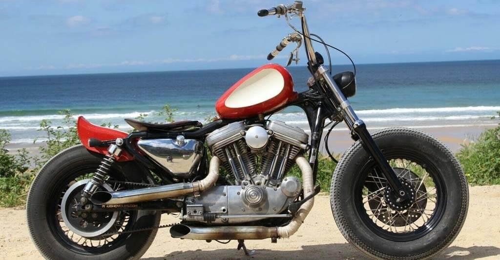 Auch beim Motorrad verkaufen, ist der erste Eindruck mit entscheidend.