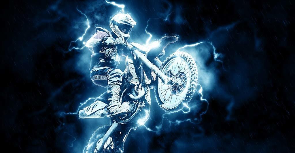 Motorrad Ladegeräte wissen wie sie die Spannungen zwischen ihnen und der Batterie aufbauen können weißt du es auch?