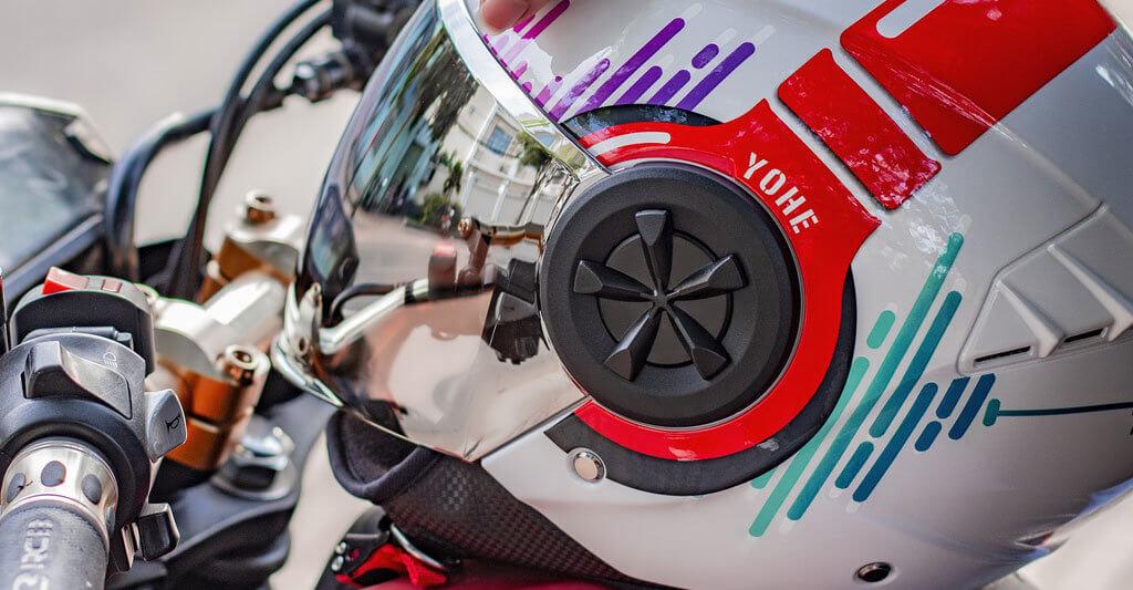 Suchst du einen neuen Motorradhelm, kannst du uns gerne unterstützten, indem du deinen Motorradhelm bei uns bestellst.