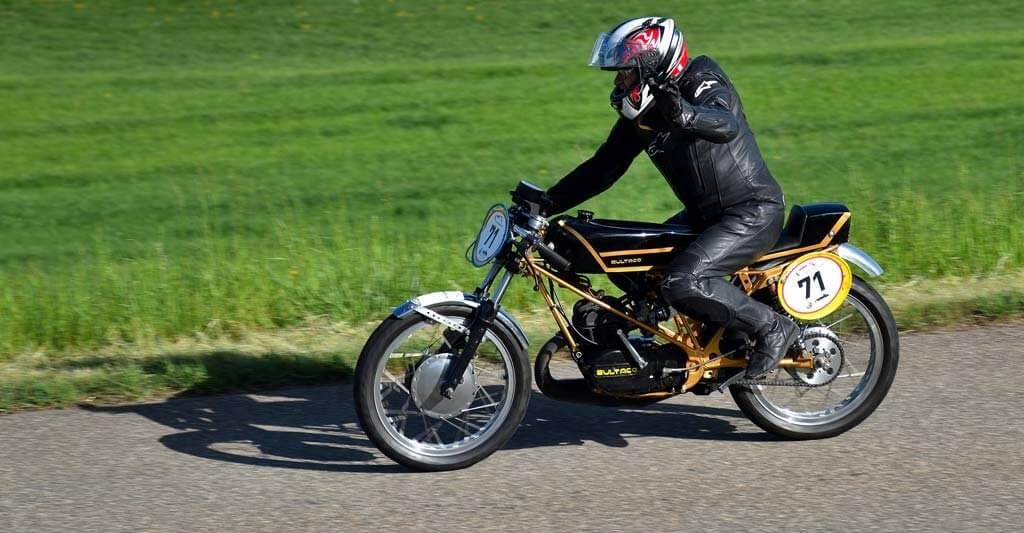 Aller Anfang ist schwer, aber nicht auf dem richtigen Motorrad.