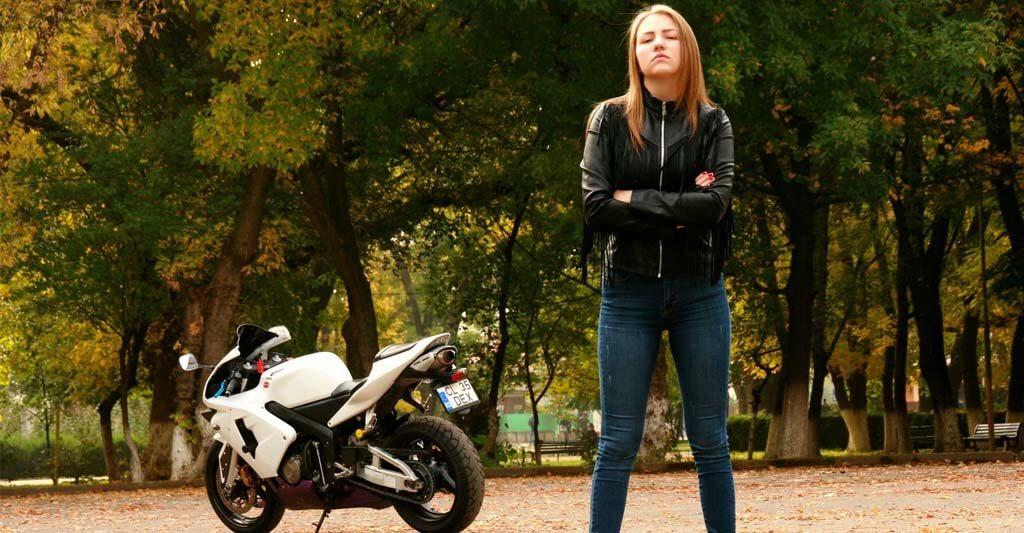 Klein aber Oho das gilt nicht nur für kleine 125er Motorräder.